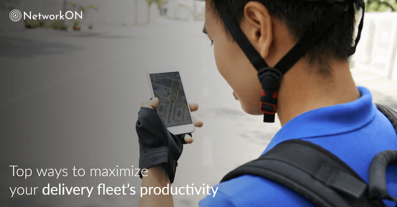 Top ways to maximize your delivery fleet's productivity