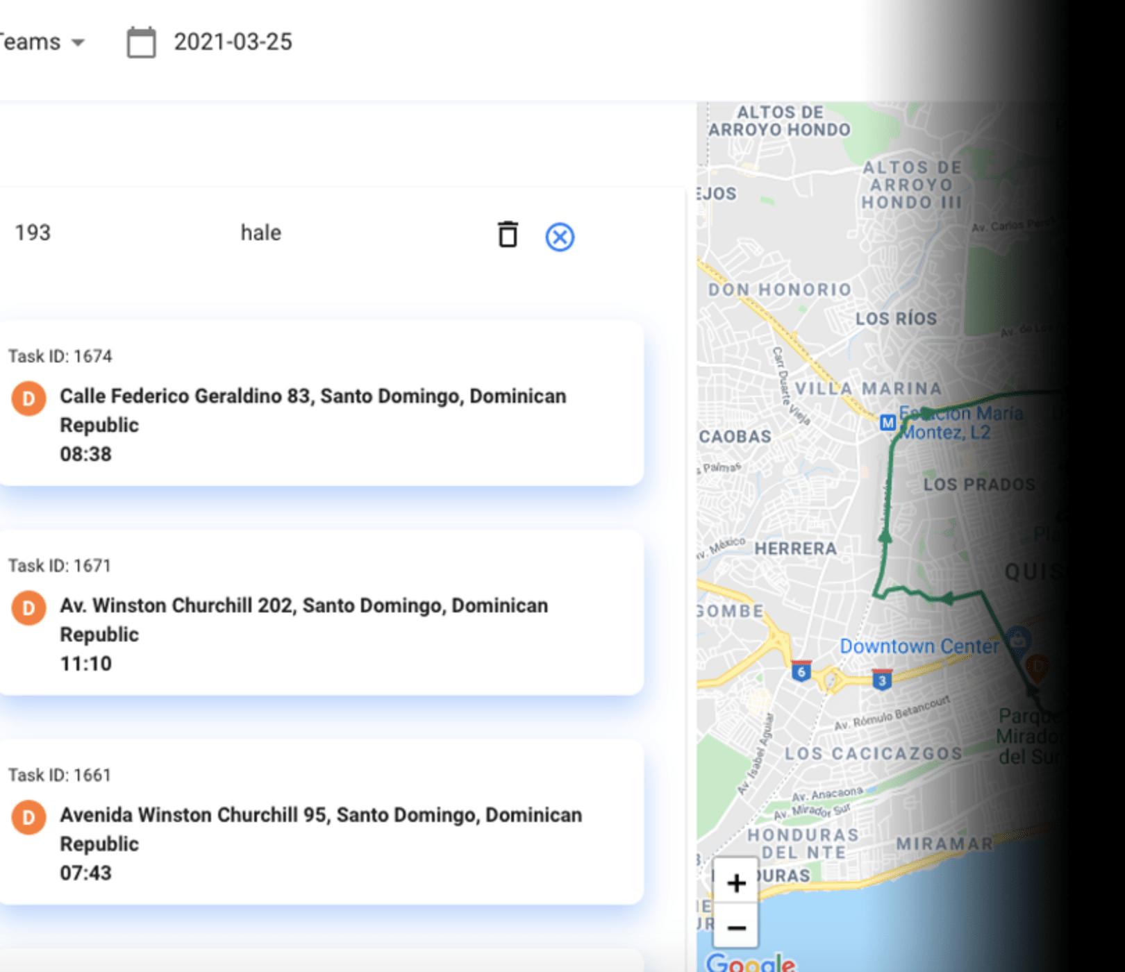 Smart Route Optimization