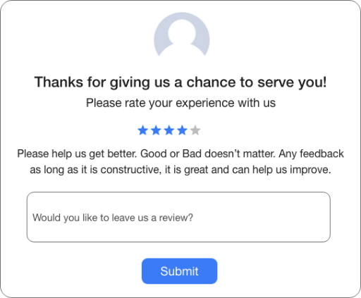 review rates network
