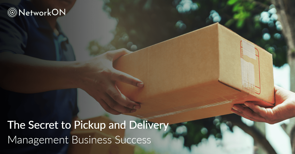 Pickup and Delivery Management