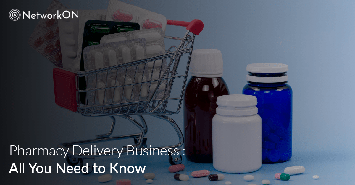 Pharmacy Delivery Software